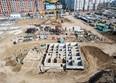 Жилой комплекс Светлогорский пер, 1 дом, 1 стр: Ход строительства 7 апреля 2019