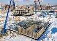SCANDIS OZERO (Скандис Озеро), д. 4: Ход строительства 2 марта 2021