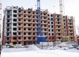 Жилой комплекс DVE ЭПОХИ: Ход строительства февраль 2019