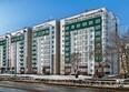 ТАРСКАЯ КРЕПОСТЬ-2, дом 5: Ход строительства февраль 2020