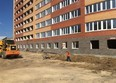 Ленина, 195а, 1 оч: Ход строительства август 2020