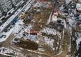КРИСТАЛЛ, корп 2: Ход строительства 1 апреля 2021