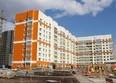 КРАСКИ, дом 3: Ход строительства апрель 2021