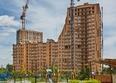 ЯСНЫЙ БЕРЕГ, дом 10, б/с 1-3 : Ход строительства июнь 2020