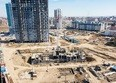 Жилой комплекс ПРЕОБРАЖЕНСКИЙ, дом 13: Ход строительства 14 апреля 2019