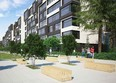 Жилой комплекс Эко-квартал Flora&Fauna (Флора и Фауна), блок А: Макет центрального променада вдоль Оби со смотровой площадкой и уютными лавочками