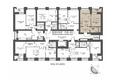 ОНЕГА, дом 1: 2-комнатная студия 39,4 кв.м