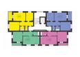 Жилой комплекс МАНХЕТТЕН, дом 8: Планировка типового этажа