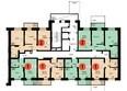 Жилой комплекс КЕДР, дом 9: Секция 1