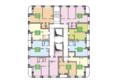 На Тополевой: Поэтажная планировка