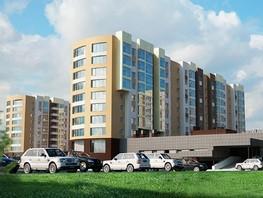 2-комнатная квартира, 70.55  м², 1-9/9 этаж