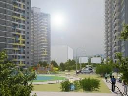 Продается 1-комнатная квартира ОТРАЖЕНИЕ, дом 1, 37.7  м², 2620150 рублей
