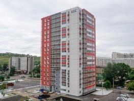 2-комнатная квартира, 58.6  м², 10/17 этаж
