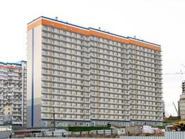 1-комнатная квартира, 39  м², 11/16 этаж