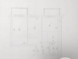 3-комнатная квартира, 66.5  м², 2/16 этаж