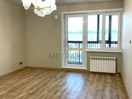 1-комнатная квартира, 38  м², 9/18 этаж