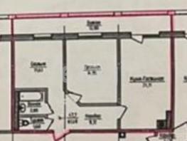 2-комнатная квартира, 67.94  м², 4/22 этаж