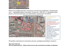Продается Участок ИЖС Лебедева ул, 28000  сот., 200000000 рублей