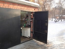 гараж, 23  м²