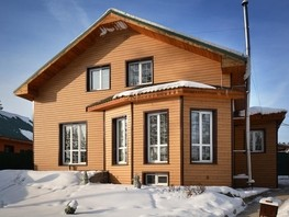 Дом, 136  м², 2 этажа, участок 10 сот.