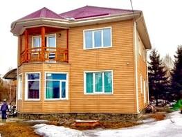 Дом, 180  м², 2 этажа, участок 9 сот.