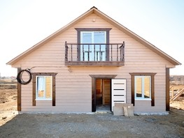 Дом, 10  м², 2 этажа, участок 110 сот.