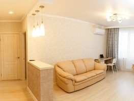 Снять двухкомнатную квартиру 50 лет Октября - Демьяна Бедного тер, 50  м², 1900 рублей