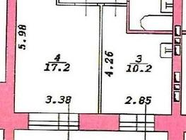 1-комнатная квартира, 36.6  м², 6/10 этаж