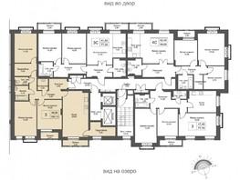 3-комнатная квартира, 106.1  м², 3/12 этаж