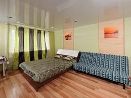 Снять однокомнатную квартиру Петухова б-р, 33  м², 1300 рублей