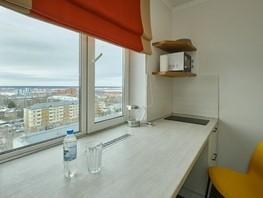 2-комнатная квартира, 54.7  м², 10/10 этаж