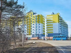 Новостройка ЮГО-ЗАПАДНЫЙ, б/с 3-4