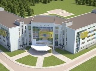 Президент РФ согласовал проект детской больницы на Чертугеевском полуострове