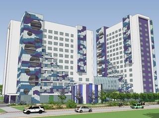 Двойная субсидия позволит построить общежитие ТГУ на год быстрее