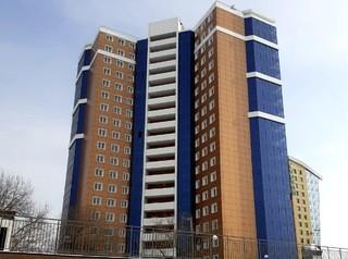 Завершено строительство жилого комплекса «На Маяковского»