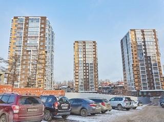 В Иркутской области план по вводу жилья перевыполнили на 1%