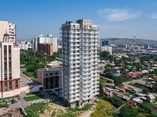 В Красноярске достроят два проблемных дома