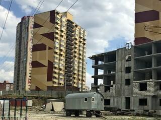 Достройку двух домов «ПТК-30» в Новосибирске готовится начать региональный фонд защиты дольщиков