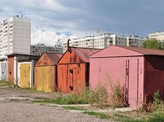 Оформлять гаражи в упрощенном порядке разрешат с сентября