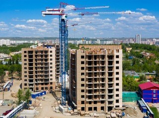 Красноярские застройщики получили разрешения на достройку без эскроу-счетов