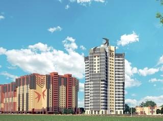 В самом высоком доме региона в башне «Небо» открыты продажи