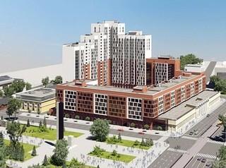Готовится продолжение строительства ЖК на месте стадиона «Локомотив»