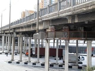 В Иркутске приступают к реконструкции путепровода на улице Джамбула