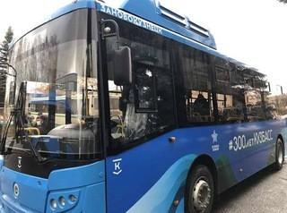 Новые автобусы готовят к выходу на улицы Новокузнецка