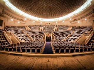 Большой концертный зал могут построить на острове Конный
