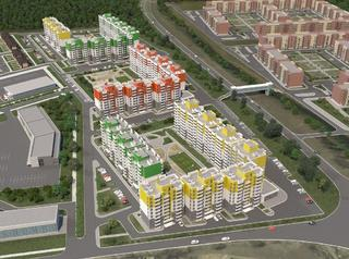 В «Юго-Западном» на финиш вышло строительство 4 домов