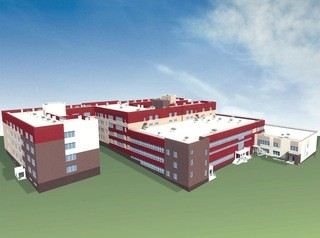 В ЖК «Кемерово-Сити» началось строительство школы