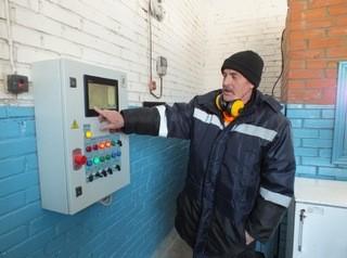 Насосная станция в Таврическом районе сэкономит до 40% потребляемой энергии