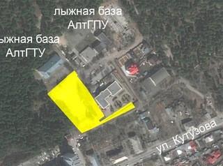 На месте лыжной базы на улице Кутузова готовятся построить многоэтажку