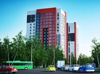 «Сибирия» строит новый жилой комплекс в Ленинском районе
